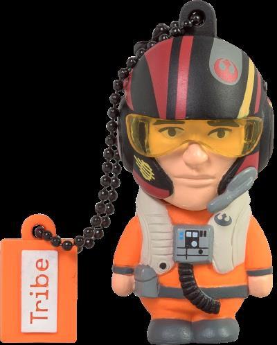 Clef USB Star Wars Poe Dameron Edition Exclusive Fnac