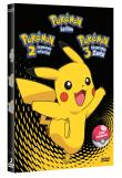 Coffret Pokémon Films 1 à 3 DVD
