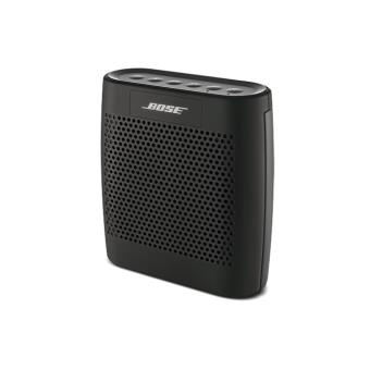enceinte bluetooth bose soundlink colour black mini enceintes achat prix fnac. Black Bedroom Furniture Sets. Home Design Ideas