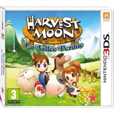 Harvest Moon La Vallée Perdue Nintendo 3DS - Nintendo 3DS