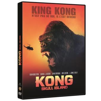 King Kong Skull Island Dvd Fnac