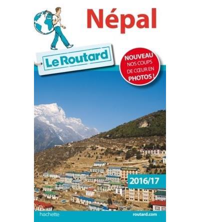 Image accompagnant le produit Guide du Routard Népal