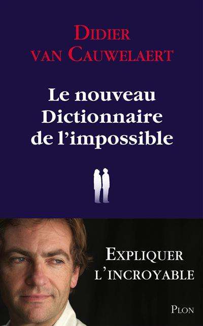 didier van cauwelaert dictionnaire de l impossible epub