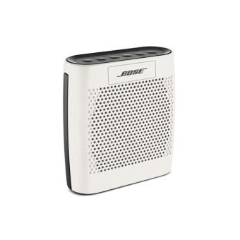 enceinte bluetooth bose soundlink colour white mini enceintes achat prix fnac. Black Bedroom Furniture Sets. Home Design Ideas