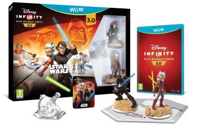 Pack de démarrage Disney Infinity 3.0 Star Wars Wii U - Nintendo Wii U