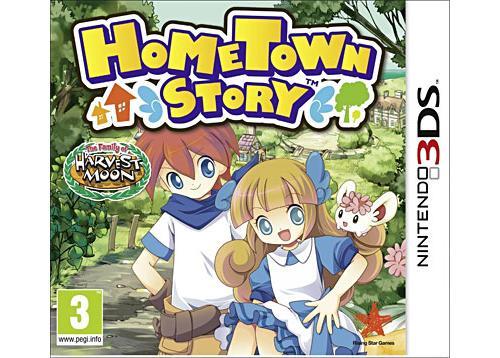 Hometown Story 3DS - Nintendo 3DS