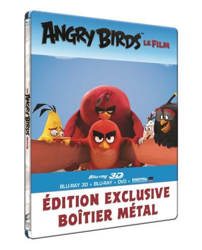 steelbook angry bird
