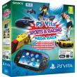 Console PS Vita WiFi Sony Sport Course Mega Pack + Carte mémoire 16 Go