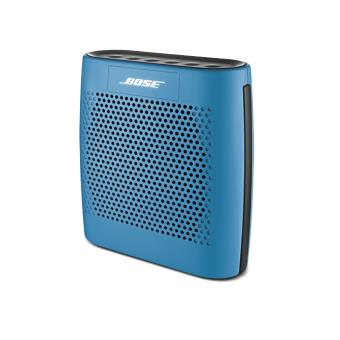 enceinte bluetooth bose soundlink colour blue mini. Black Bedroom Furniture Sets. Home Design Ideas