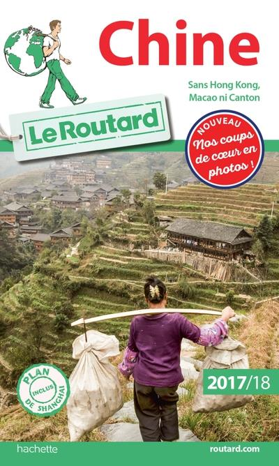 Image accompagnant le produit Guide du Routard Chine