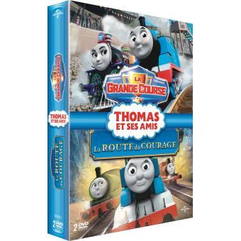 Thomas et ses amis la grande course dvd dvd zone 2 achat prix fnac - Thomas et ses amis dessin anime ...