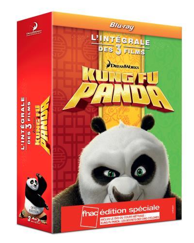 édition spéciale fnac kung fu panda