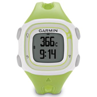 par usage gps montre gps garmin montre forerunner 10 course verte