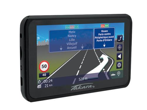 GPS Portable Takara GP83 4.3