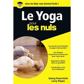 Pour les nuls poche pour les nuls le yoga georg for Livre de cuisine pour les nuls