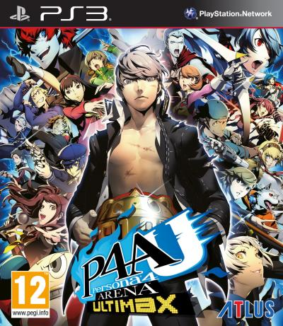 Persona 4 : Arena Ultimax PS3 - PlayStation 3