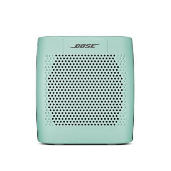 enceinte bluetooth bose soundlink colour menthe mini. Black Bedroom Furniture Sets. Home Design Ideas