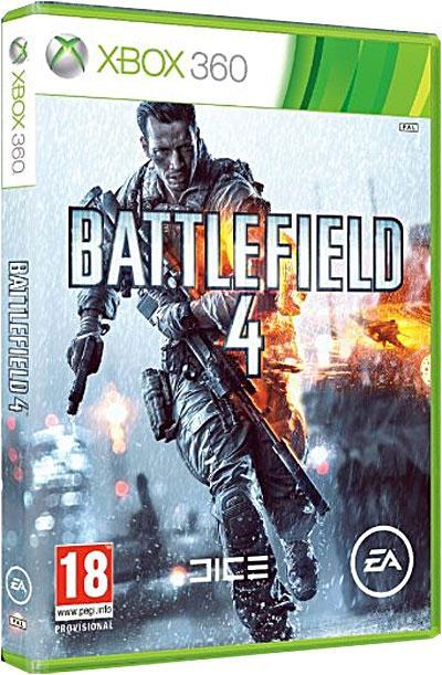 Battlefield 4 Xbox 360 - Xbox 360