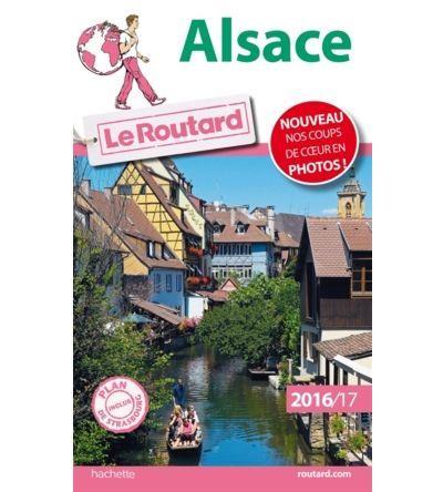 Image accompagnant le produit Guide du Routard Alsace, Vosges