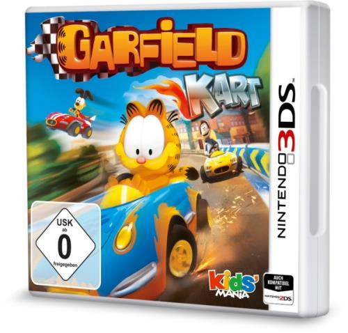 Garfield Kart 3DS - Nintendo 3DS