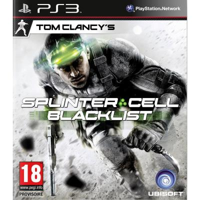 Splinter Cell Black List Essentials PS3 - PlayStation 3