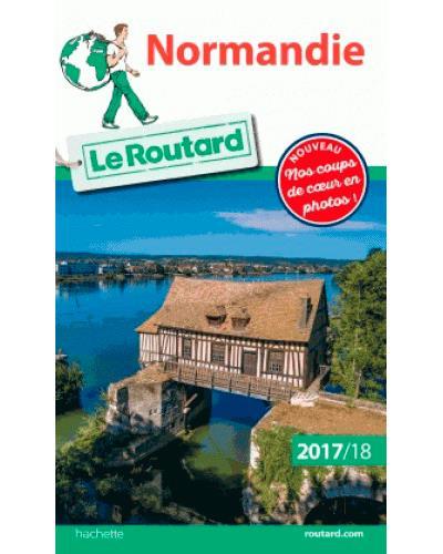 Image accompagnant le produit Guide du Routard Normandie