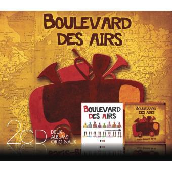 paris buenos aires appareuses trompences boulevard des airs cd album achat prix fnac. Black Bedroom Furniture Sets. Home Design Ideas