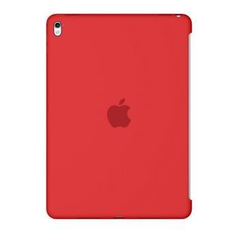 coque en silicone apple rouge pour ipad pro 9 7 housses. Black Bedroom Furniture Sets. Home Design Ideas