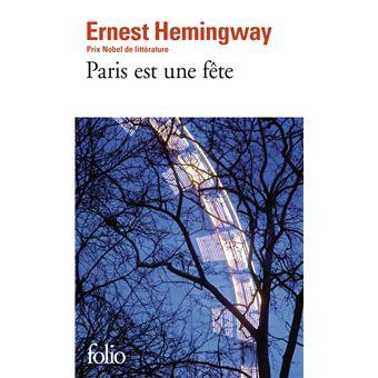 Paris Est Une F Te Poche Ernest Hemingway Marc