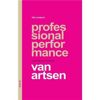 PROFESSIONAL PERFORMANCE VAN ARTSEN
