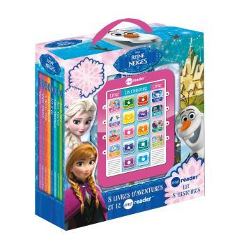 Frozen la reine des neiges coffret 8 albums ma tablette de lecture collectif coffret - Coffret coloriage cars leclerc ...