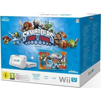 Pack basic skylanders trap team nintendo wii u console - Skylanders jeux gratuit ...