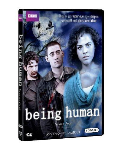 Being Human Coffret de la Saison 4 - DVD Zone 1