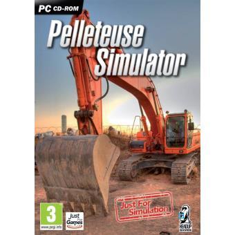 Pelleteuse simulator pc sur jeux vid o achat prix fnac - Pelleteuse simulator gratuit ...