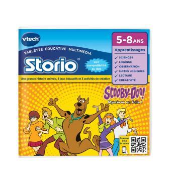 Jeu storio scooby doo vtech jeu junior acheter sur - Scooby doo jeux gratuit ...