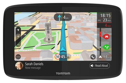GPS TomTom Go 620 Monde Cartographie et Trafic à vie