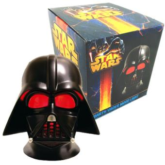 lampe veilleuse star wars 3d 39 39 mood 39 39 t te darth vader petit noir autre produit d riv achat. Black Bedroom Furniture Sets. Home Design Ideas