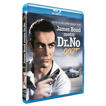 james bond james bond contre dr no blu ray coffret dvd blu ray terence young sean. Black Bedroom Furniture Sets. Home Design Ideas