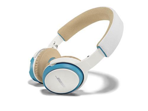 Casque supra-aural Bluetooth Bose SoundLink Blanc