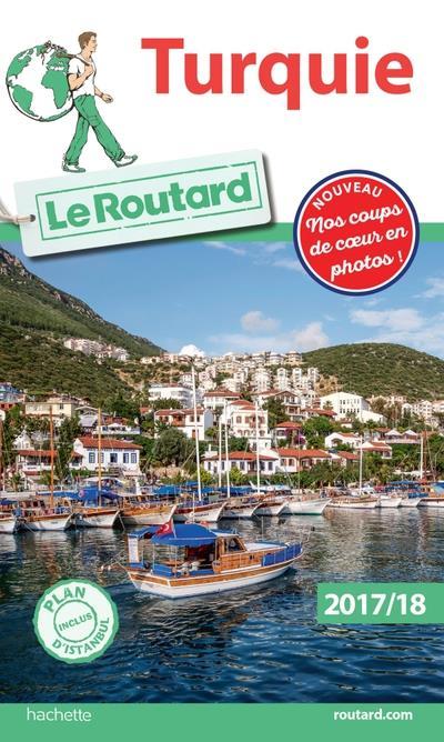Image accompagnant le produit Guide du Routard Turquie