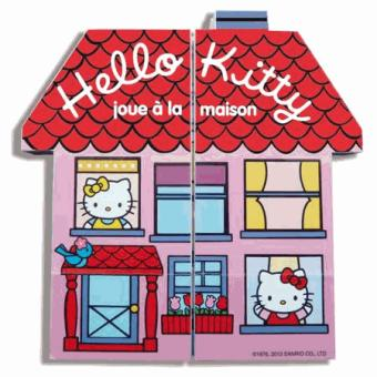 Hello kitty hello kitty joue la maison collectif - La maison de hello kitty ...