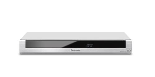 Lecteur-enregistreur Blu-ray, disque dur 500 Go, mise à l´échelle 4K, Compatible 3D, Wifi intégré, Miracast, Navigateur Web.