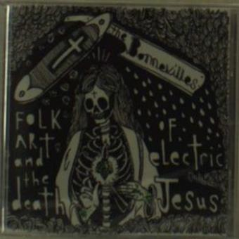 folk art and the death of electric jesus bonnevilles cd album achat prix fnac. Black Bedroom Furniture Sets. Home Design Ideas