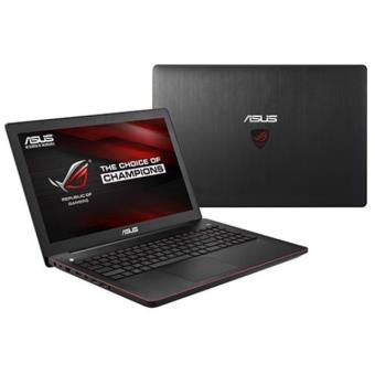 pc portable asus rog g550 jk cn519h 15 6 39 39 ordinateur. Black Bedroom Furniture Sets. Home Design Ideas