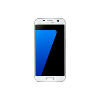 smartphone samsung galaxy s7 32 go blanc smartphone achat prix fnac. Black Bedroom Furniture Sets. Home Design Ideas