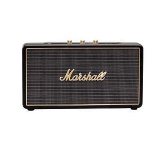 Enceinte Bluetooth Marshall Stockwell Black Eu Us Mini Enceintes Achat Prix Fnac