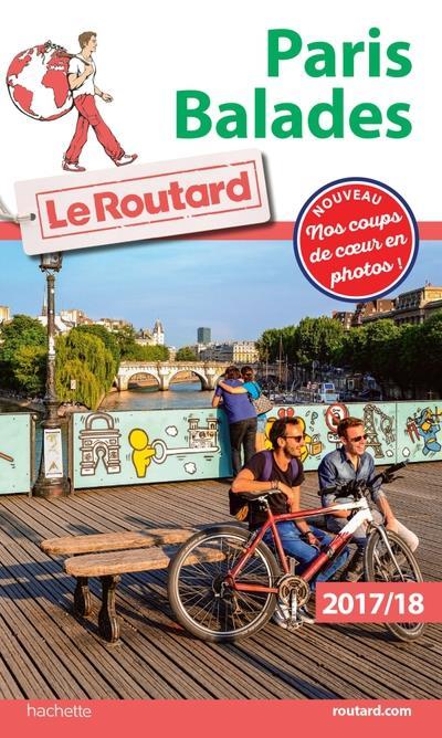 Image accompagnant le produit Guide du Routard Paris balades