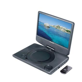 dvd portable brandt dvdp 10r gris lecteur dvd portable achat prix fnac. Black Bedroom Furniture Sets. Home Design Ideas