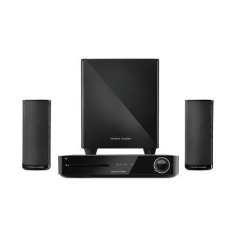 home cin ma harman kardon bds380 3d bluetooth wifi noir. Black Bedroom Furniture Sets. Home Design Ideas