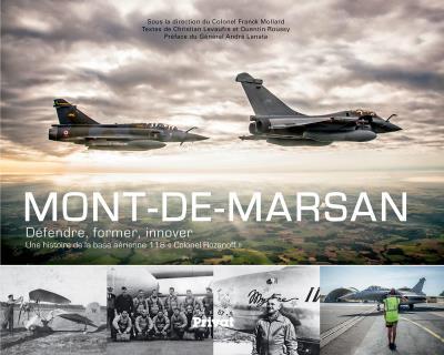 Mont-de-Marsan, histoire de la base aérienne